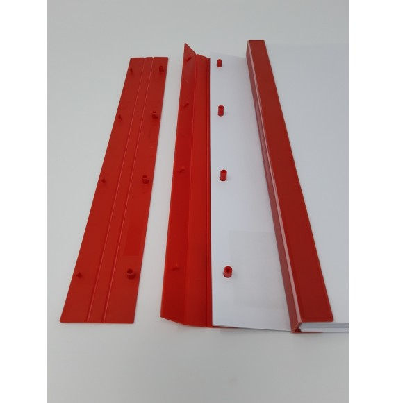 MONORAIL ® ROUGE 16 MM
