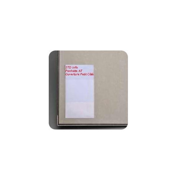 1282 - A7  PETIT COTE 83 X 113 MM PAR 200 - Planche Individuelle