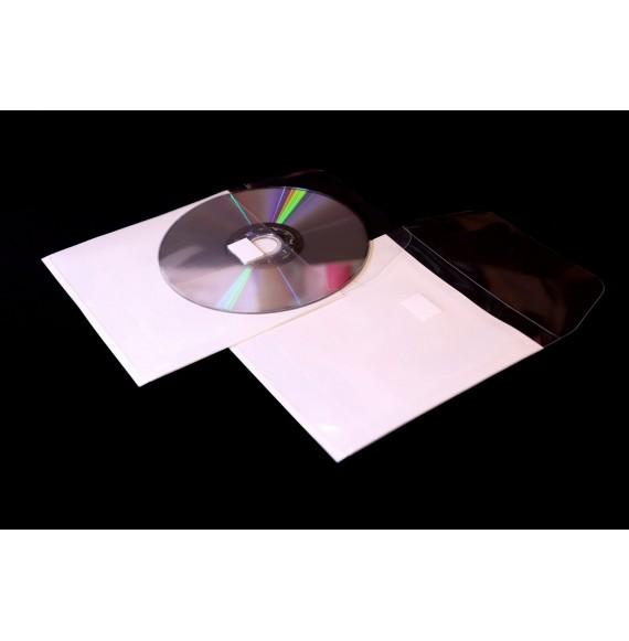 POCHETTE CD/DCVD 127 X 127 A RABAT
