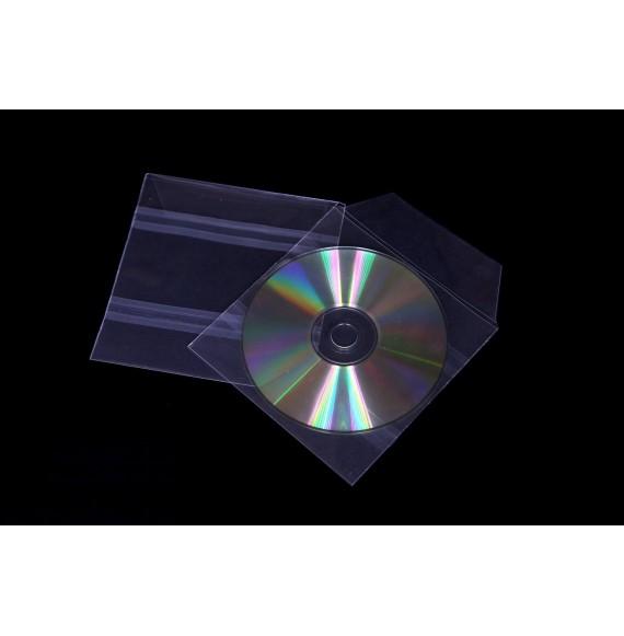POCHETTE CD/DCVD A RABAT 129 X 129