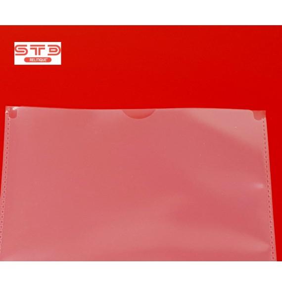 POCHETTE A5 - 158 x220 MM - OUVERTURE PETIT COTE PAR 100